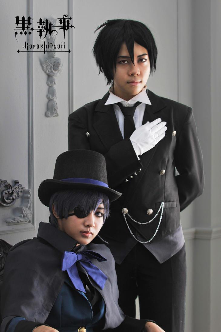 His butler beside-2 by Hiroshinki