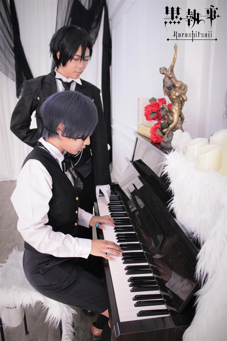 Piano time by Hiroshinki