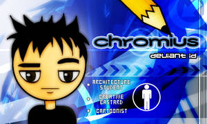 Deviant ID toon by Chromius