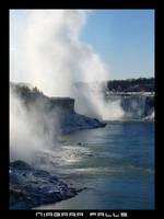 Niagara Falls by Chromius
