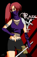 Professional Ninja - Raze by Chromius