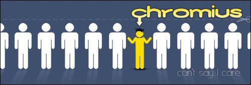 Chromius's Profile Picture