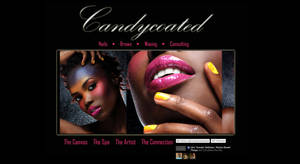 Candycoated Nail Spa by Sceritz