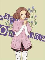Cutest sweet pea by nucchiin