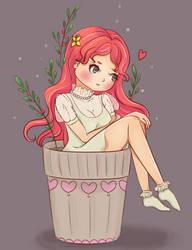 Flower Pot by nucchiin