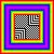Pixel Square 2 by ladybug95