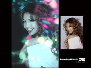 Thalia Brandon woelfel Luis Asirit