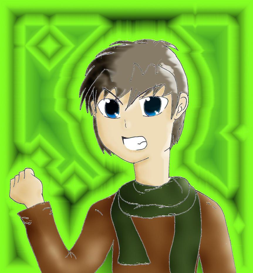 Anime Guy Angry Angry anime guy...