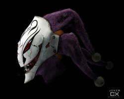Joker Mask by AeroleFlock