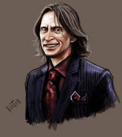 Once Upon A Time: Mr. Gold by Kaktus-Olya