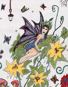 the forrest fairy