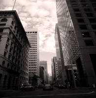 city streets by Robowan