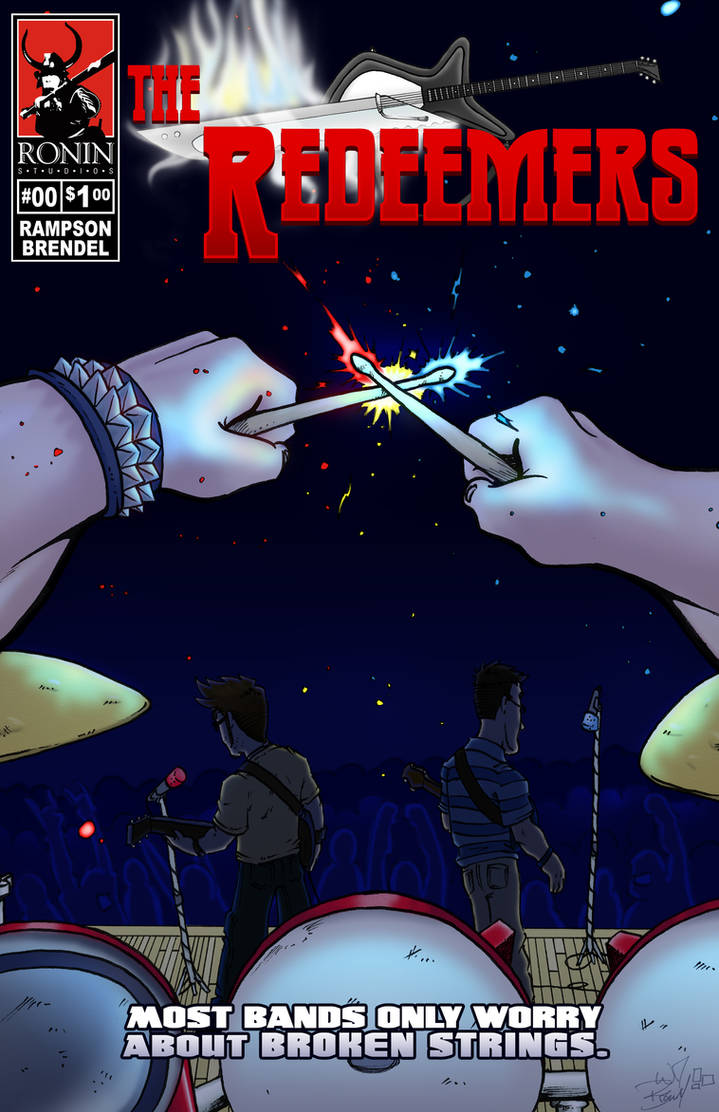 Redeemers 0 cover, Chicago