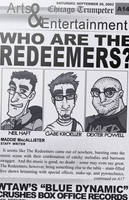 The Redeemers No. 1, page 5 by wheretheresawil