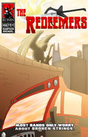 Redeemers 0 cover, Mid-Ohio by wheretheresawil