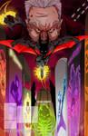 Shadow of the Bat - Batman Beyond print