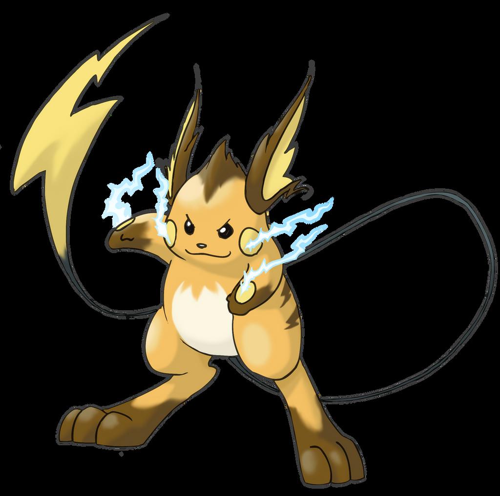 Mega raichu pkmncast april fool 39 s prank by - Pokemon x raichu mega evolution ...