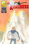 The Redeemers #4 - cover