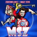 MSZ Podcast Album Art