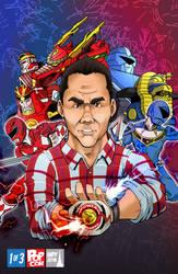 Indy Pop Card - Steve Cardenas