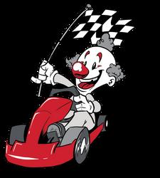 Clown Kart commission