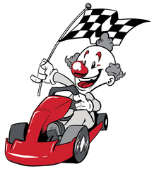 Clown Kart commission by wheretheresawil