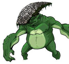 DND monster, Bridge Troll