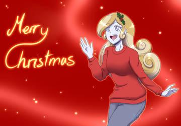 Merry Christmas! by Azura-Arts