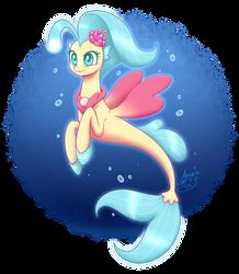 Princess Skystar by Azura-Arts
