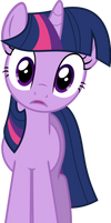 Twilight Sparkle confused