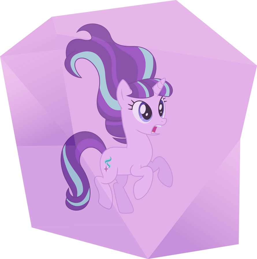 Starlight Glimmer Trapped by Dusk2k
