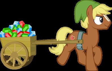 Link the  pony