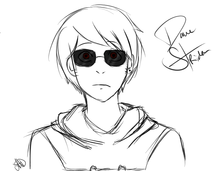 Dave Strider by MayMay77