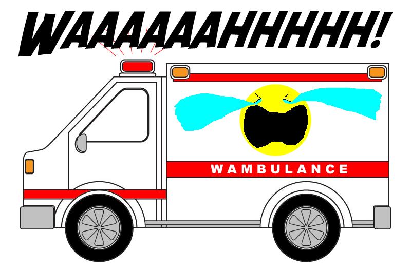 Wambulance by FluidGirl82