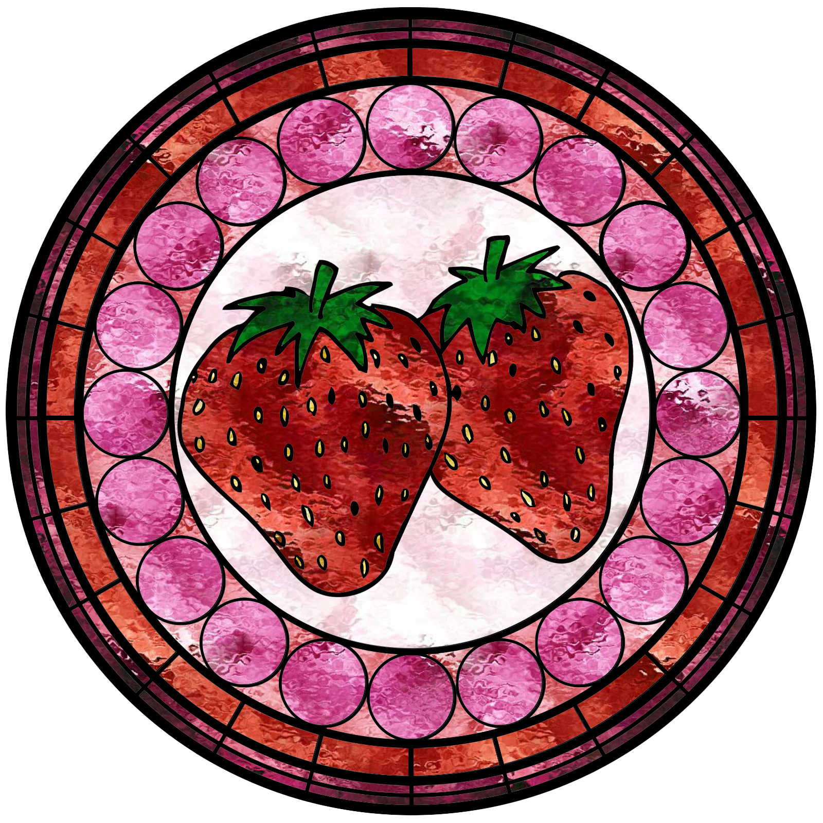 Strawberry Pictures Drawings