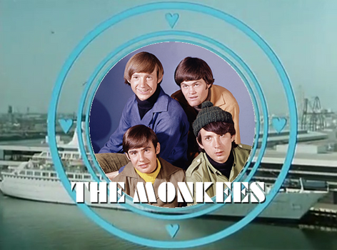 The Monkees on The Love Boat