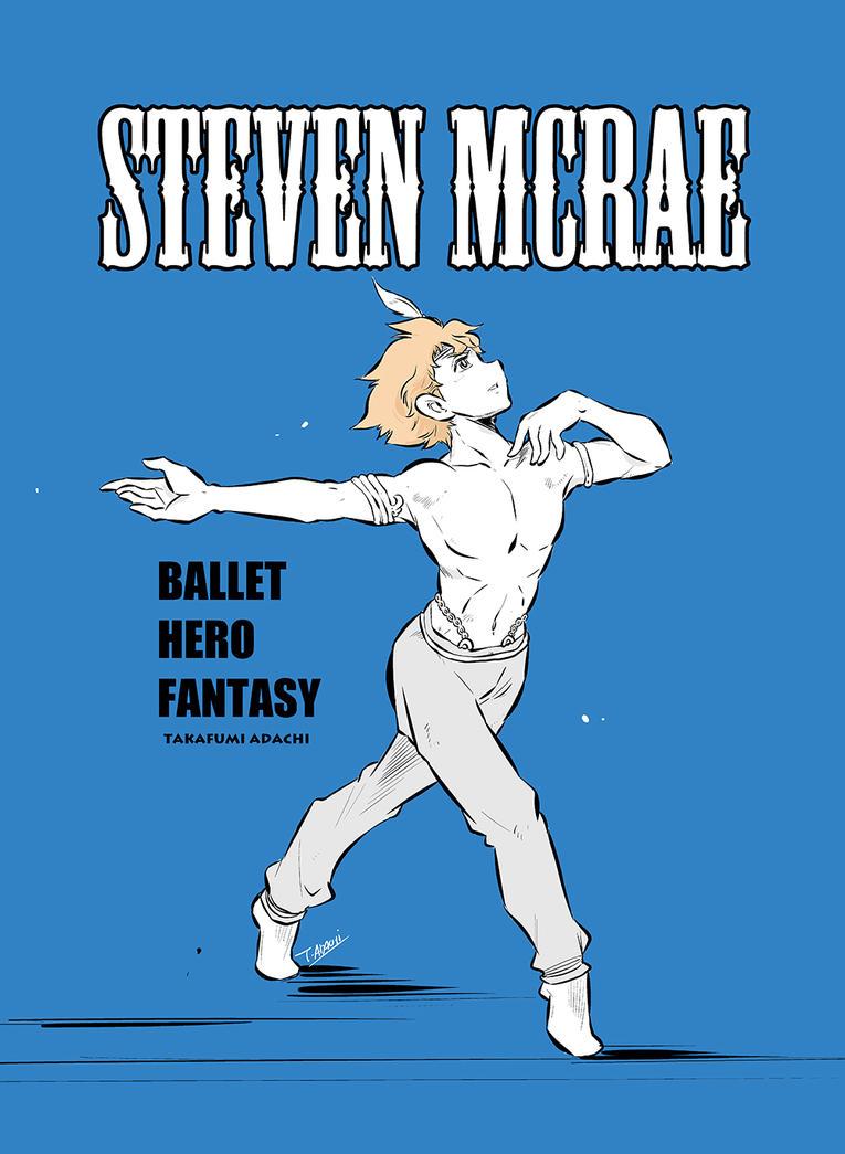 StevenMcRae-in-BalletHeroFantasy by takafumi-adachi