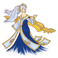 Sona, Maven of the Strings by mlaeyeu