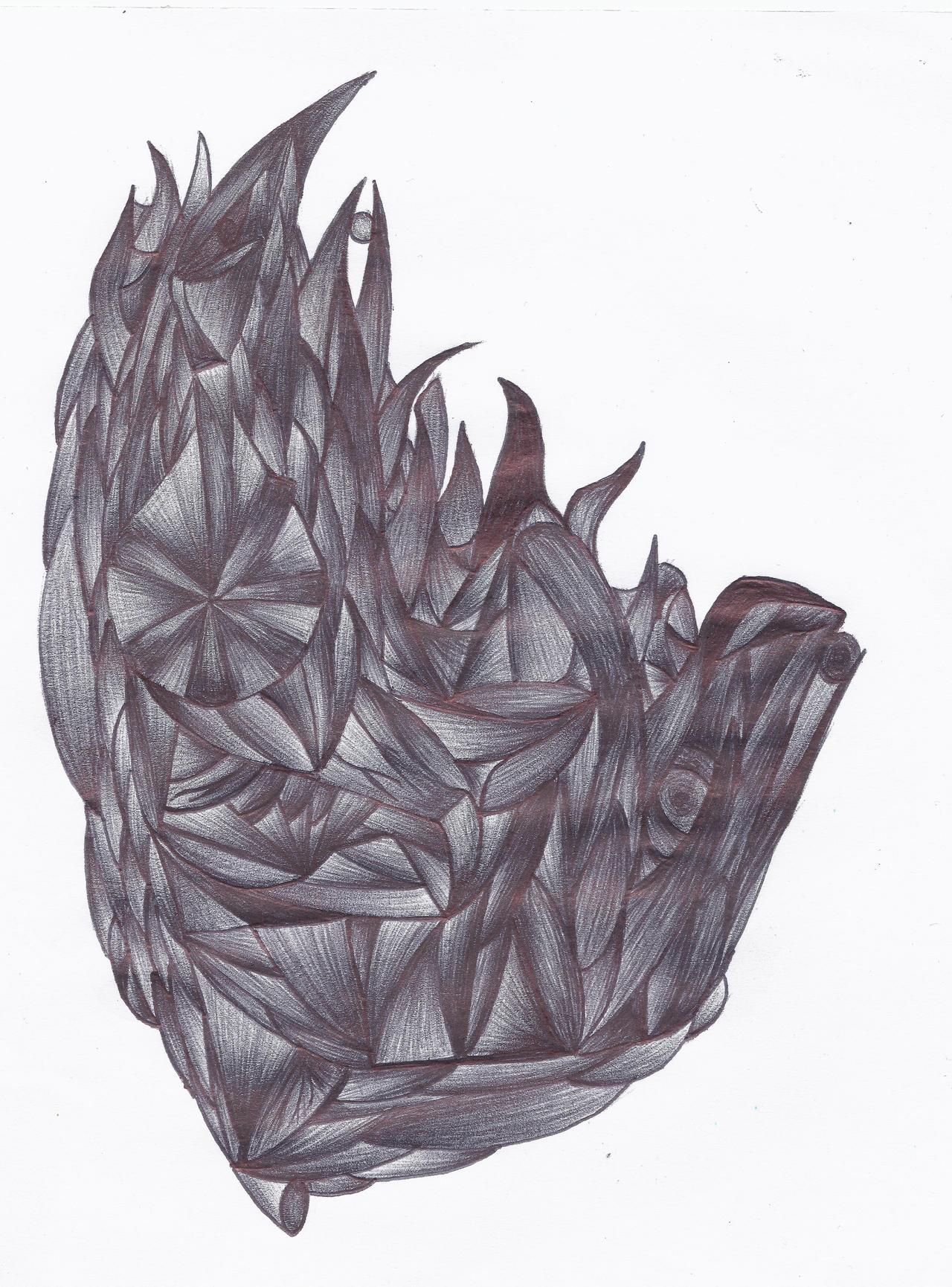 Bird Of Fire by miadraws