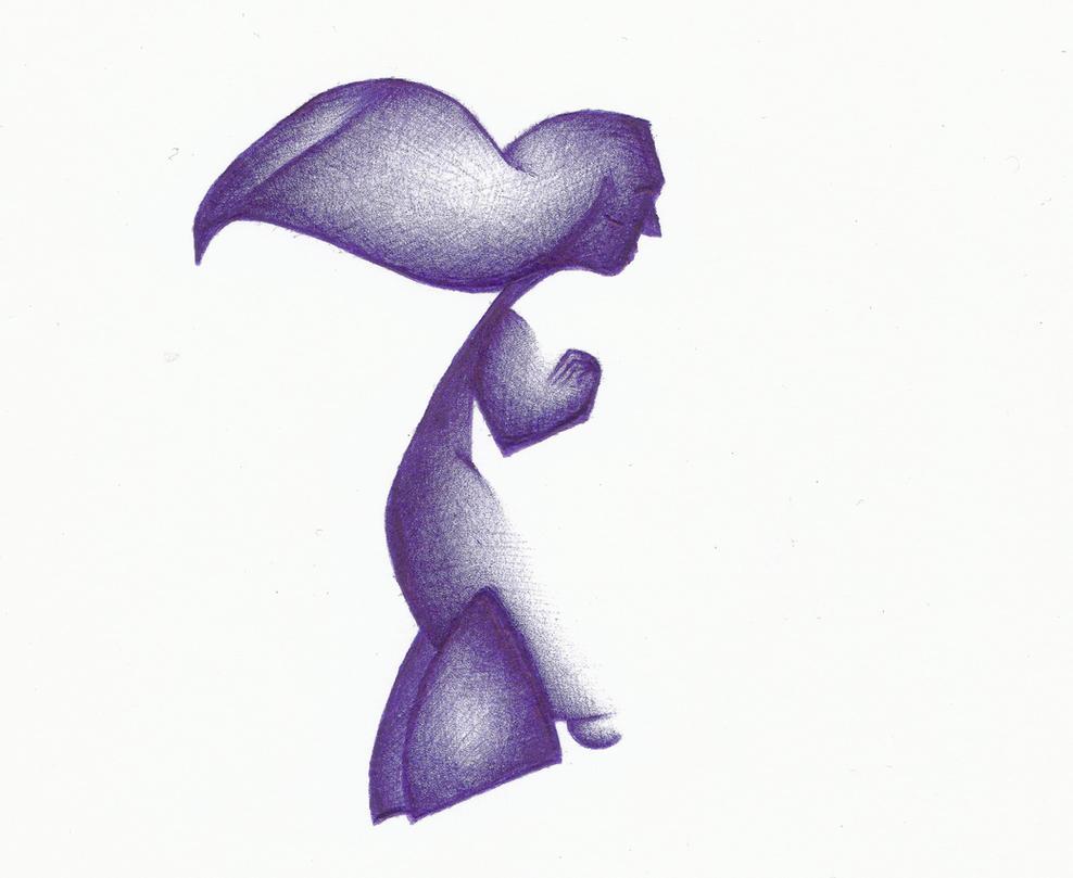 Nun1 by miadraws