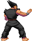 SF3-styled Young Heihachi by Balthazar321