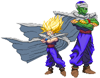 SF3-styled Mystic Tribe group sprite! by Balthazar321