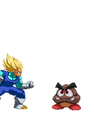 Vegeta Z2 DESTROY DAT GOOMBA by Balthazar321