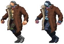 Bane with Coat!