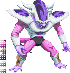 Dbz Bt3 Frieza 3rd Form Pictures to Pin on Pinterest ...