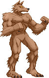 Altered Beast - Wolf by Balthazar321