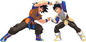 Fusion Dance custom Movie styled