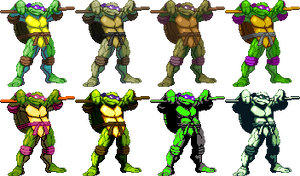 Donatello Z2/3 by Balthazar321