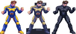 X Men Cyclops Movie Costume X-men Cyclops Movie SF...