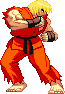 CvS SF2 Ken by Balthazar321